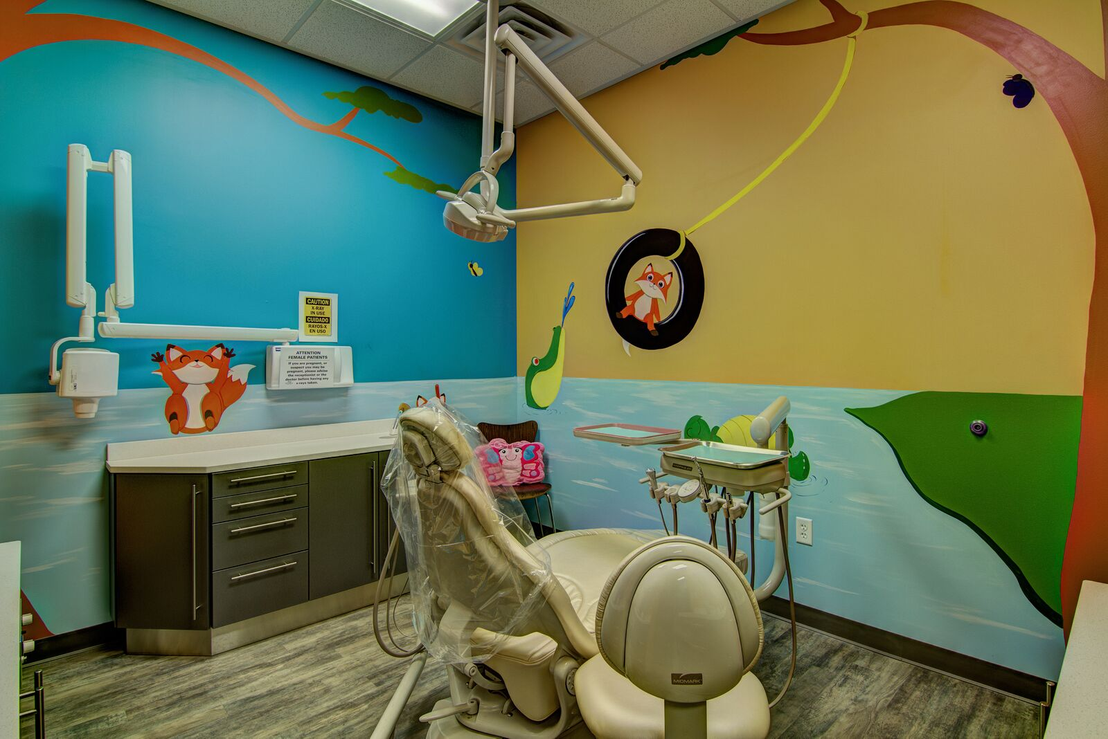 Our Office - Summerville Pediatric Dentistry